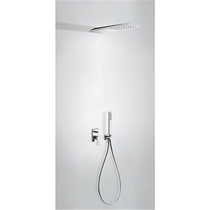 Kit de ducha monomando empotrado 92 PROJECT TRES