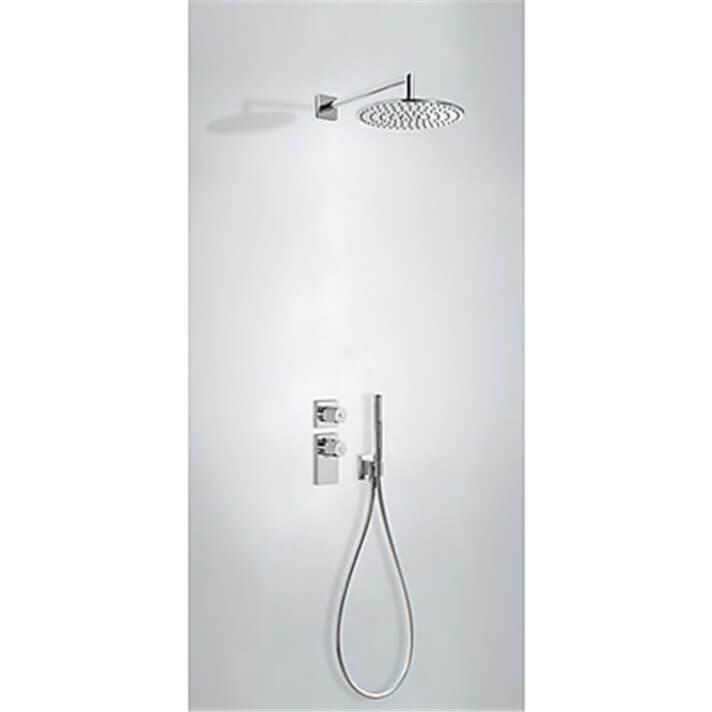 Kit de ducha termostático empotrado PROJECT TRES