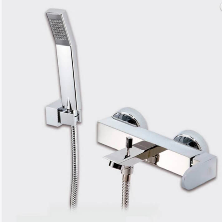 Torneira monocomando para banheira VERA - Griferías MR