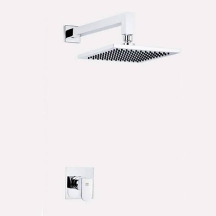 Conjunto de duche para parede VERA - Griferías MR