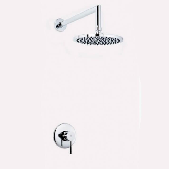 Conjunto de duche para parede RODA - Griferías MR