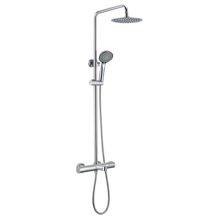 Conjunto de ducha termoestático para bañera GASOL - OXEN
