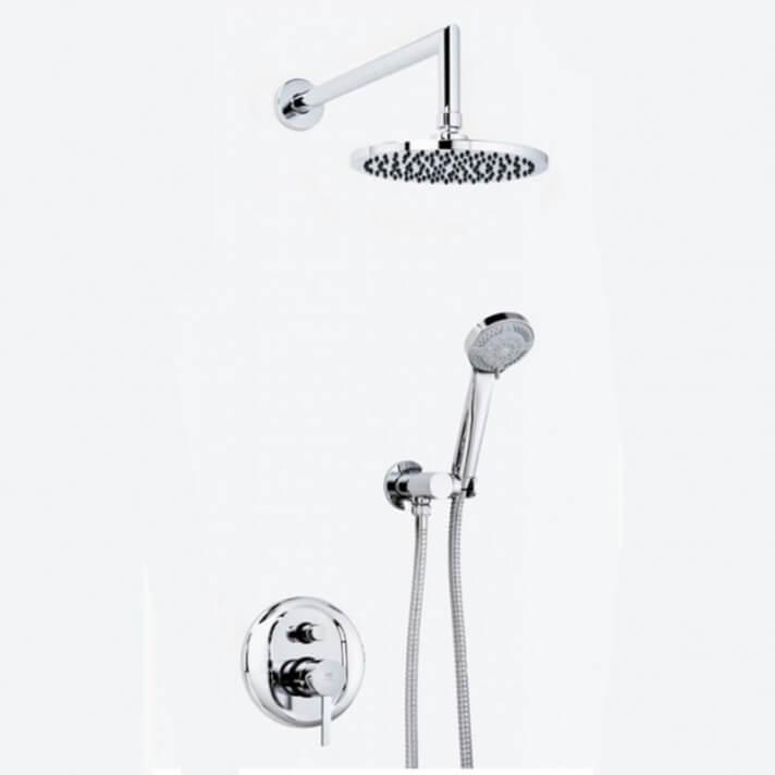 Set doccia a parete DELTA 13