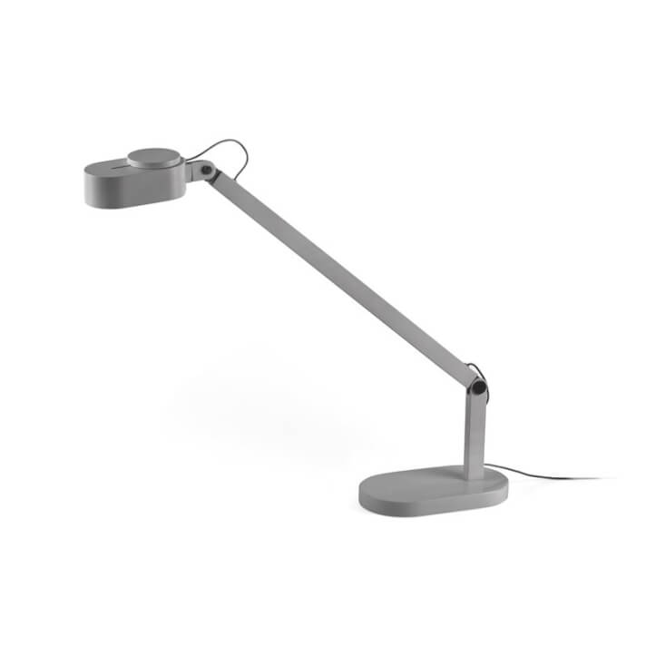 Lámpara sobremesa gris INVITING 6W Faro