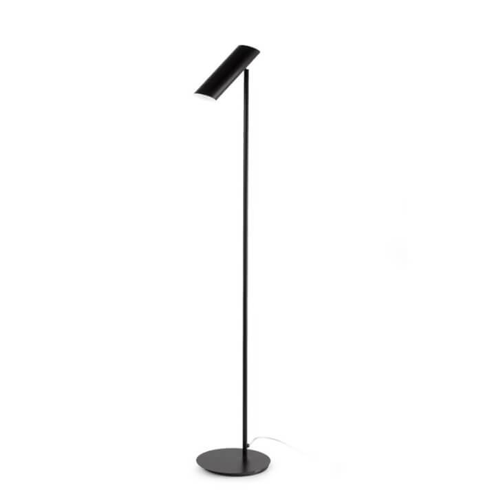 Lámpara pie negro LINK 15W Faro