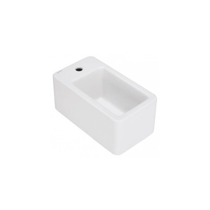 Lavabo sobre encimera NOTE de 45 cm con orificio Unisan