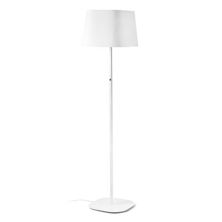 Lámpara pie blanco SWEET 20W Faro