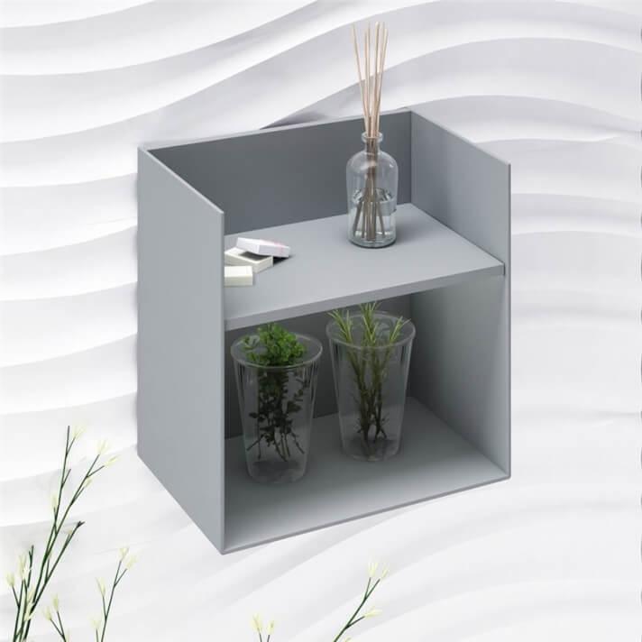 Mueble auxiliar de fenólico con balda RODANO Doccia