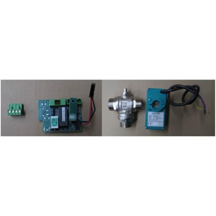 Kit para suministro ACS con válvula de 3 vías MODENA FERROLI