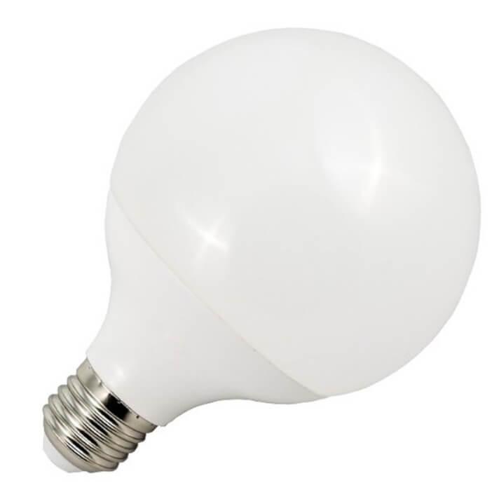 Bombilla LED G95 de 12W