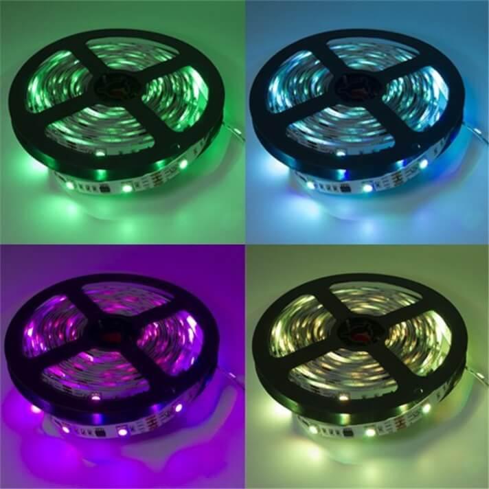 Tira LED RGB MAGIC de 7,2W/m 5 metros
