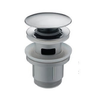 Válvula de desagüe cromado Imex