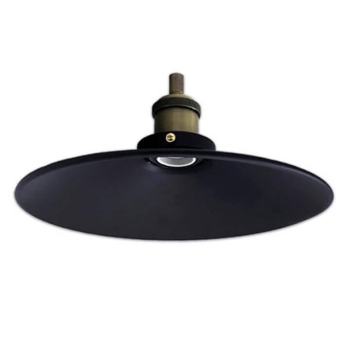 Lámpara colgante campana E27