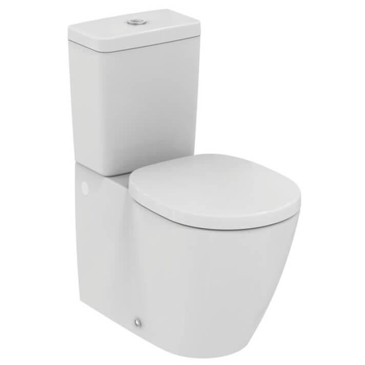 Vaso WC completo compatto CONNECT Arco Ideal Standard