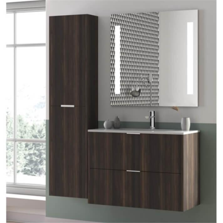 Mueble con lavabo Sena TEGLER