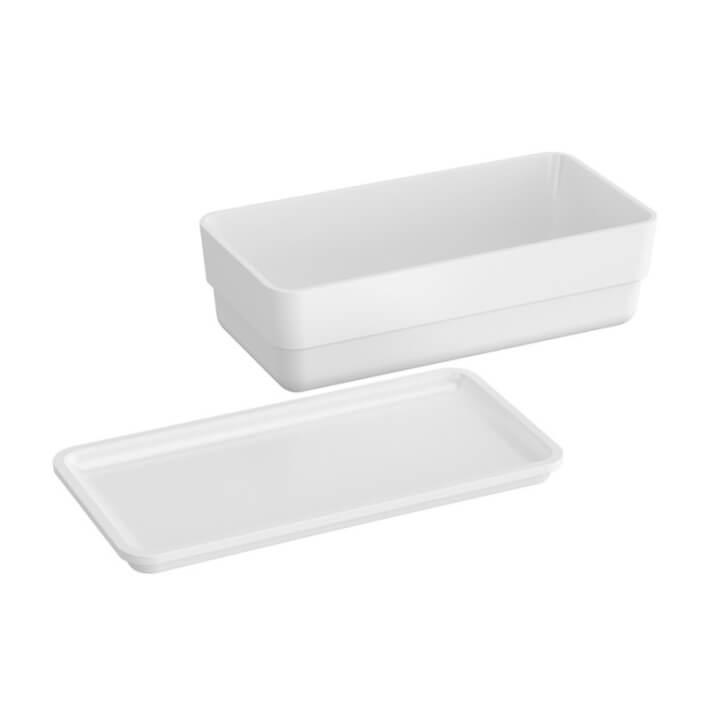 Boîte avec couvercle B-smart Bath+