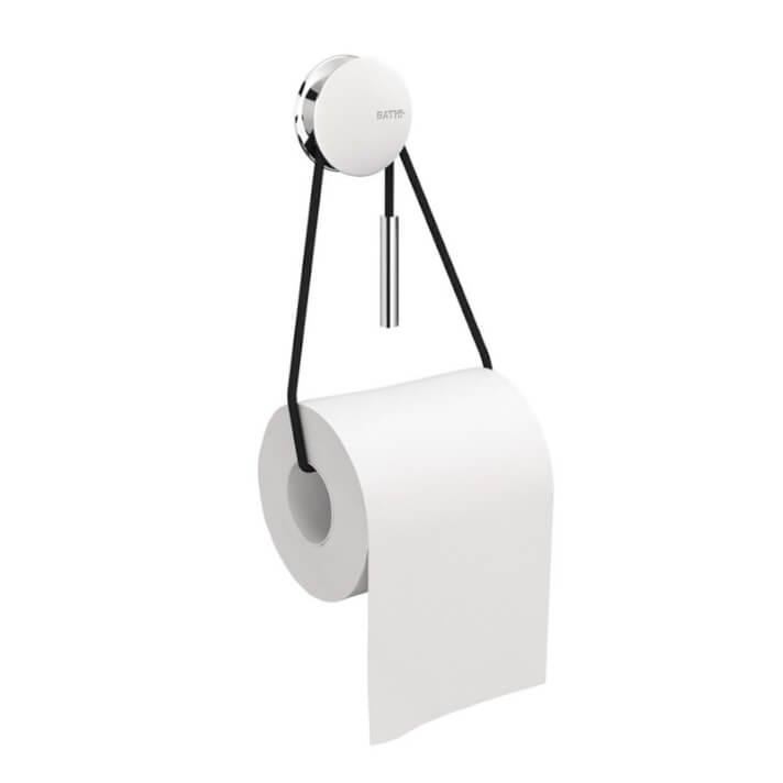 Porte-papier WC combiné Diabolo Bath+