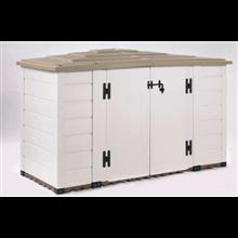 Coffre de jardin 212x88x133cm Box Tuscany 200...