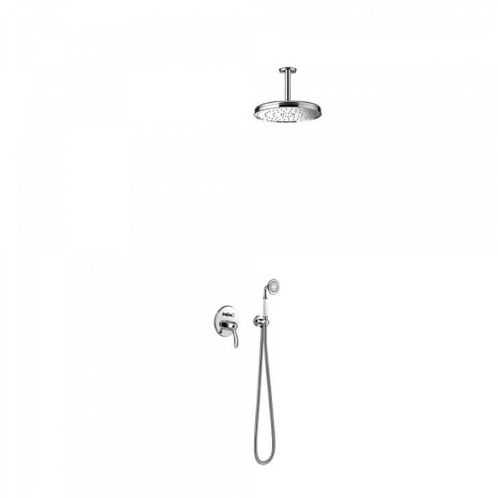 Kit de ducha con rociador a techo TRES-CLASIC