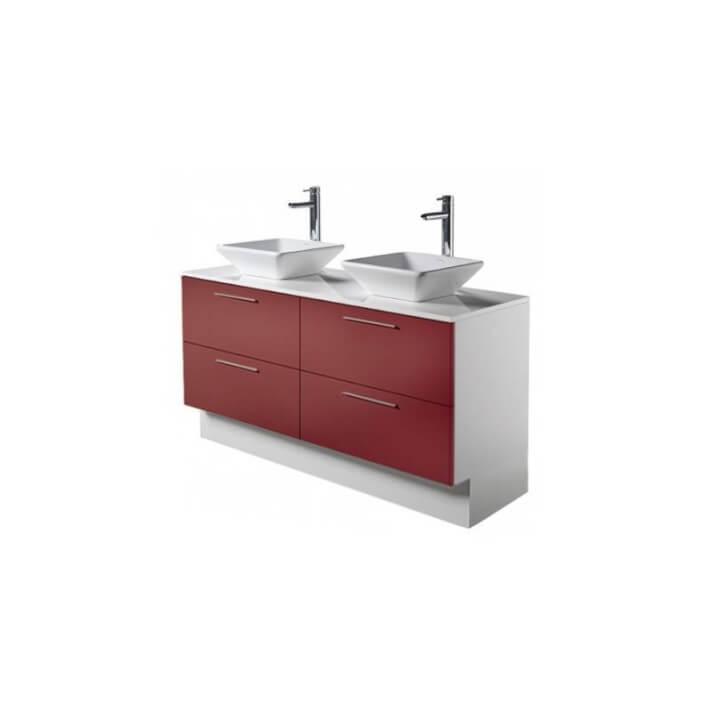 Mueble TWIN CR CEB rojo