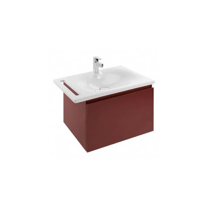 Móvel CLEAN PLUS vermelho - Unisan Sanindusa