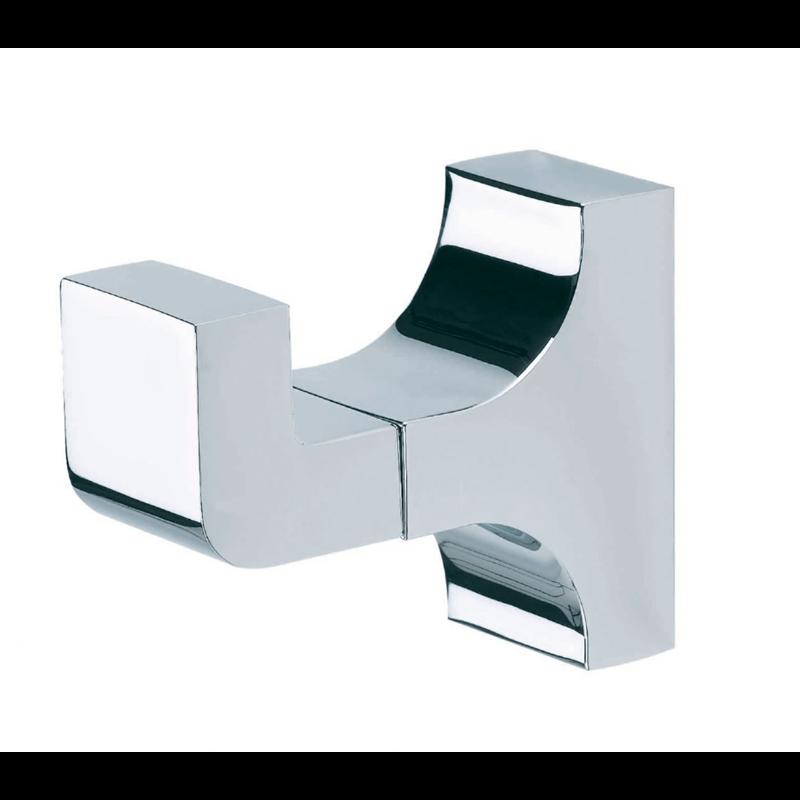 Percha individual de aluminio Toix Baño Diseño 49081600 ...