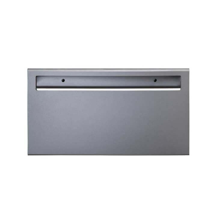Radiador secatoallas gris Karey Oxen