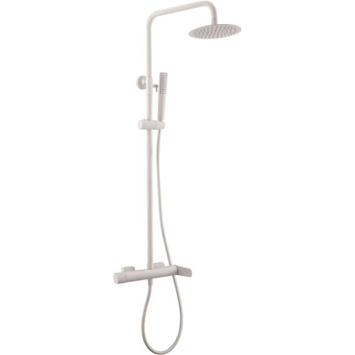 Columna de ducha Blanco Mate Dinamarca Imex