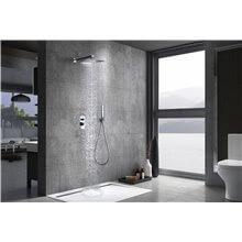 Conjunto de ducha empotrada Suecia Imex