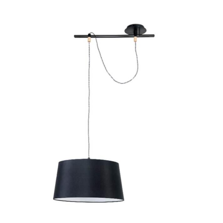 Lámpara colgante Fusta Faro