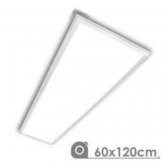 Panel LED 60x120 rectangular 72W