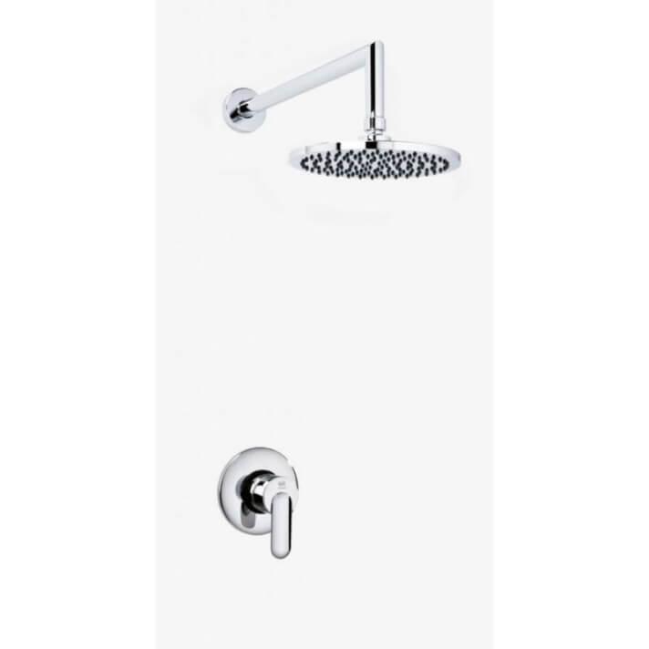 Conjunto de duche para encastrar BAZA 07 - Griferías MR