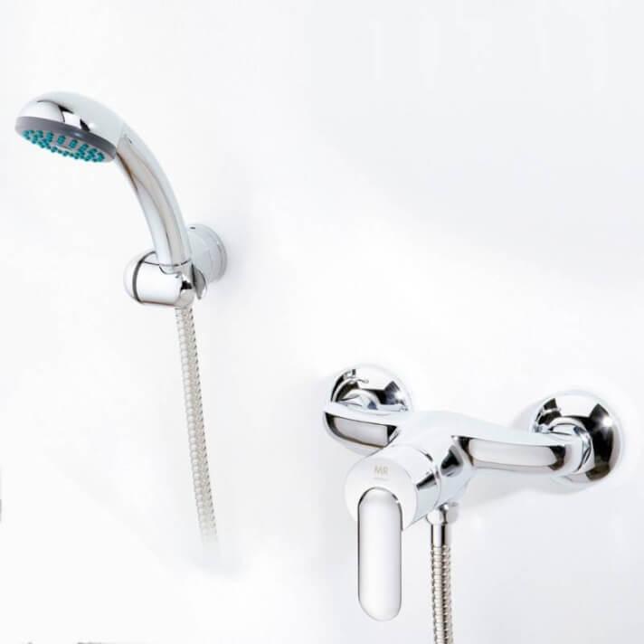 Grifo monomando de ducha Baza 07