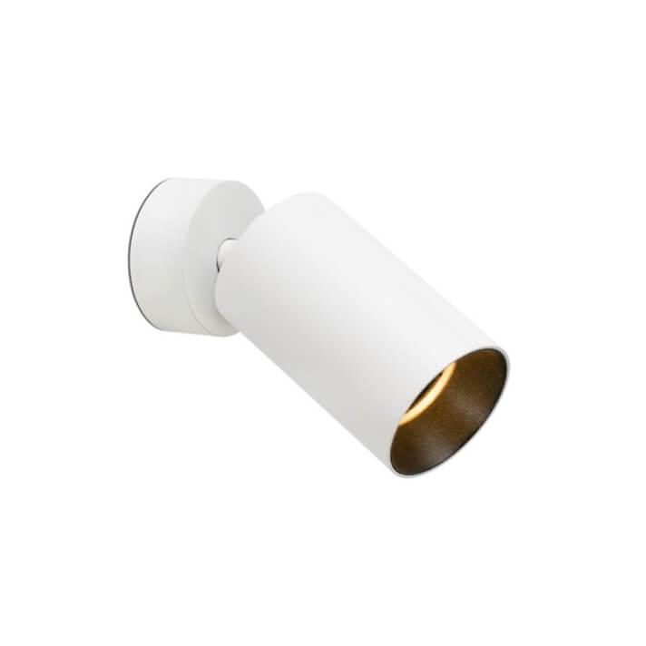 Lámpara proyector blanca 12W Stan Faro