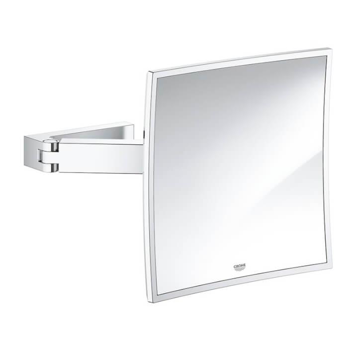 Espejo de aumento Selection Cube Grohe