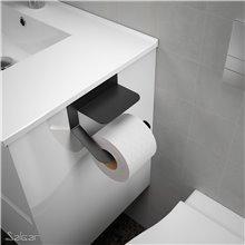 Dérouleur de papier WC avec couvercle Minimal...