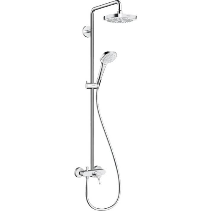 Coluna para duche Croma Select E Hansgrohe