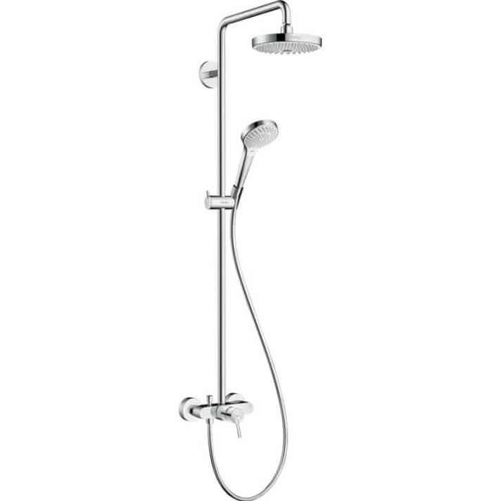 Columna para ducha Croma Select S Hansgrohe