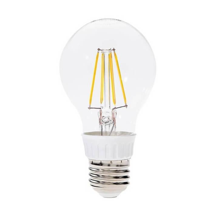 4 lampadine LED da 6 W