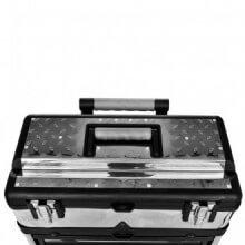 Caja de herramientas de 3 partes Vida XL