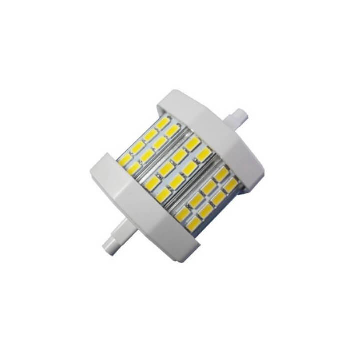 4 Bombillas LED de 8W