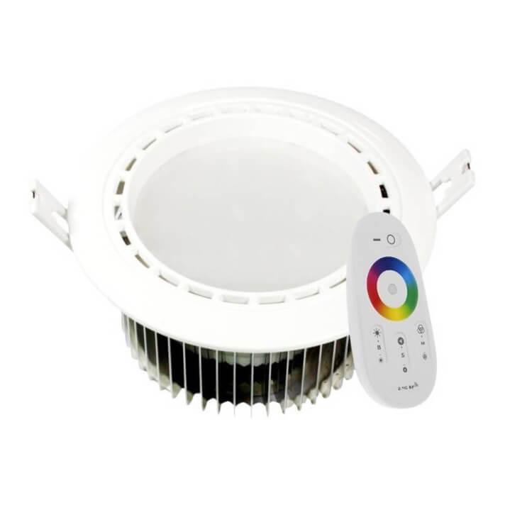 Faretto LED da 12 W RGB