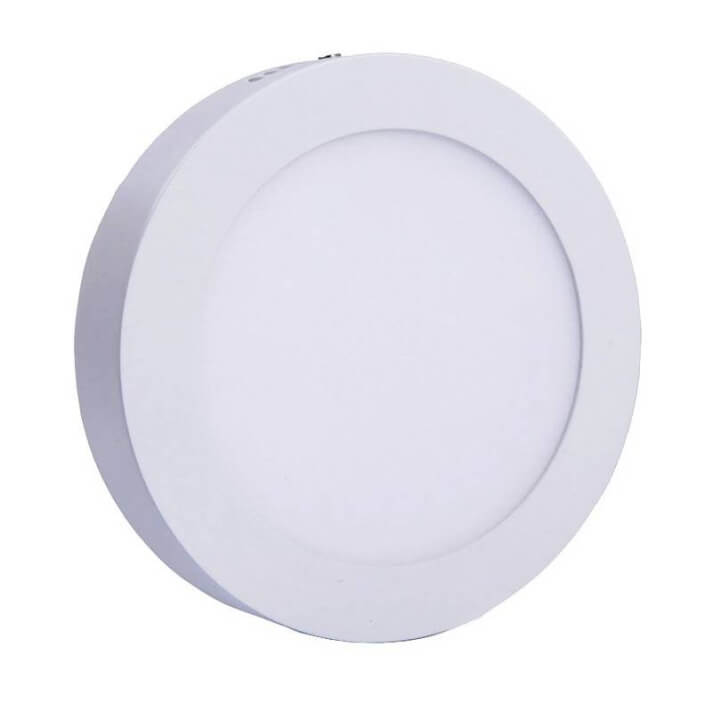 4 Painéis LED de 6W - As de Led