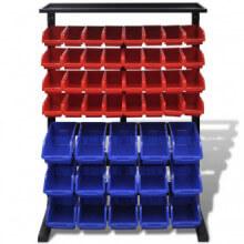 Organizador de herramientas para taller, Azul/...