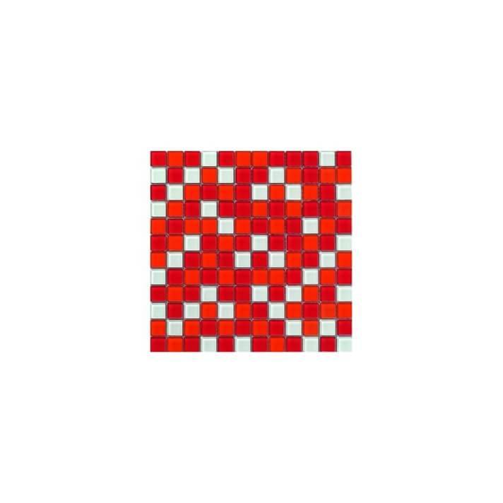 Malla CRISTAL rojo