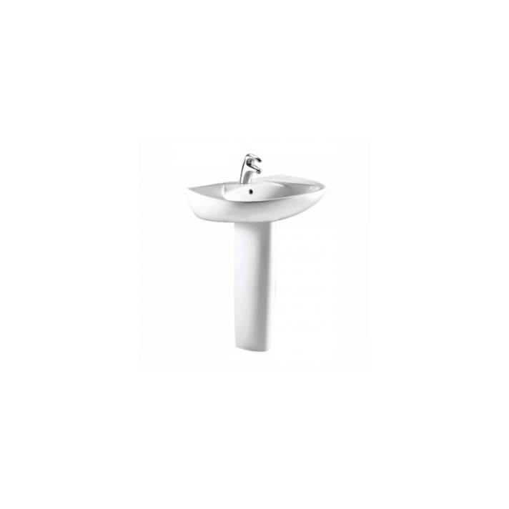 Lavabo con pedestal AITANA