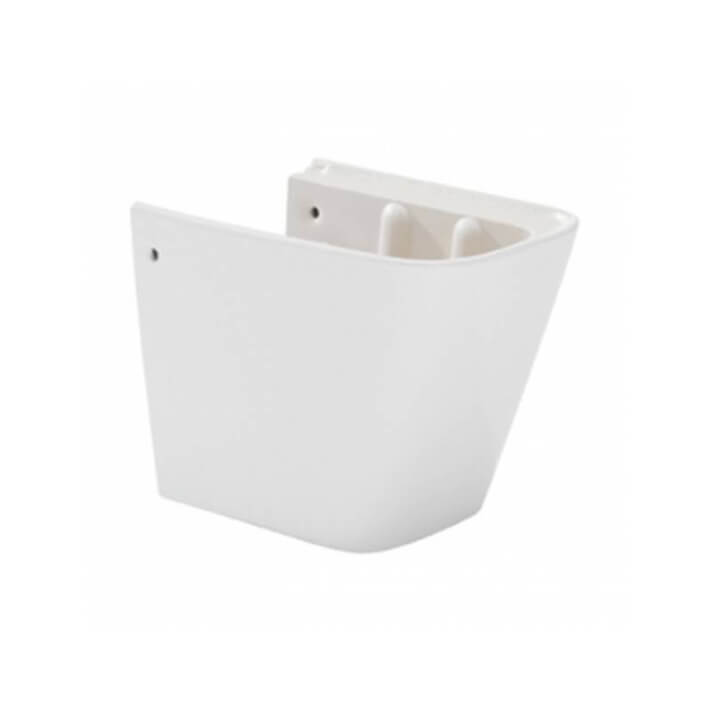 Semipedestal Advance para lavatório - Unisan Sanindusa
