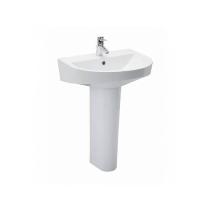 Lavabo URB Y 60 con pedestal