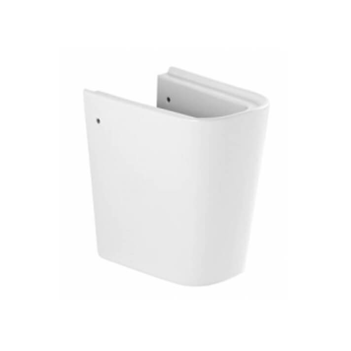 Semipedestal LOOK para lavabo Unisan