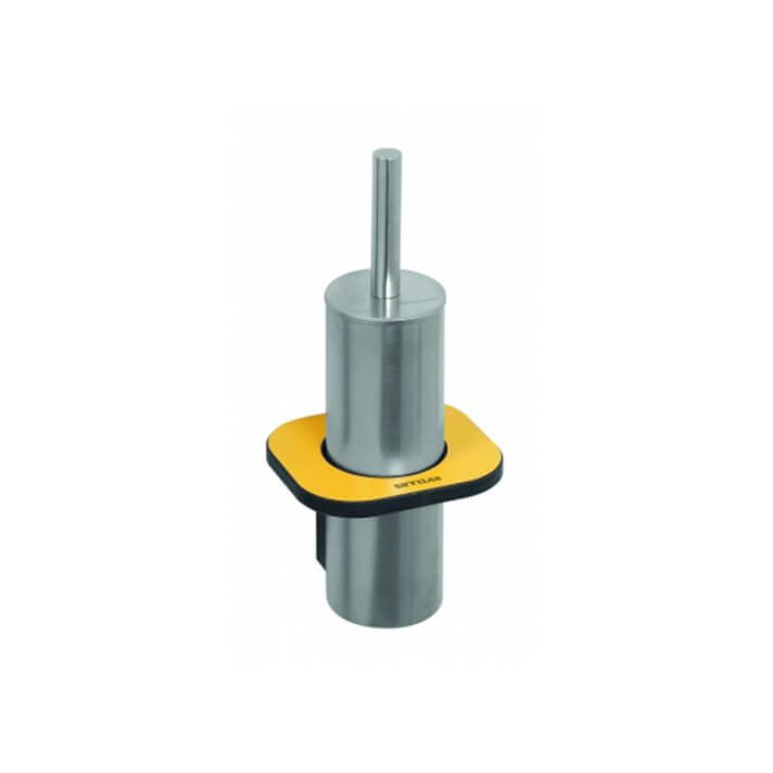 Escobillero con soporte WCKIDS para baño Unisan